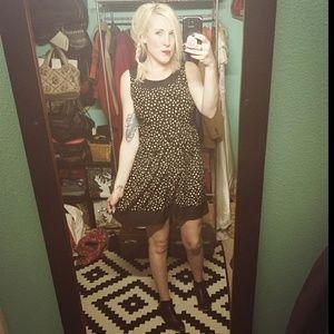Adorable, FOREVER 21, polka dot dress!!